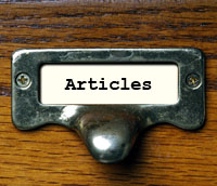Articles by Topic